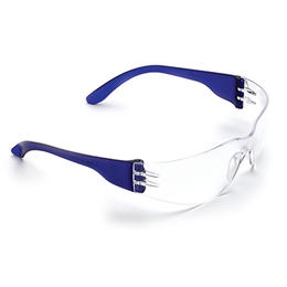 TSUNAMI Clear Safety Glasses (1600)