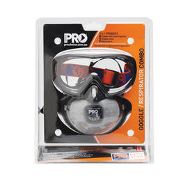 Filterspec PRO Goggle / Respirator Combo (FSPG)