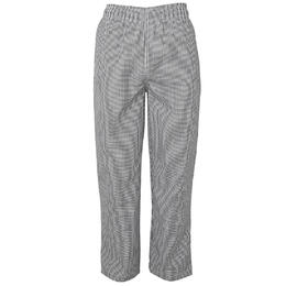 JB's Mens Elasticised Chef Pants