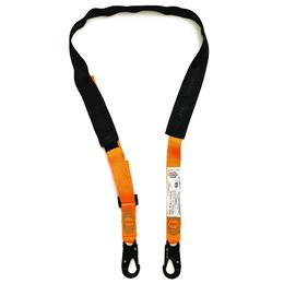 LINQ HSPS20SN Pole Strap - 2m with Snap Hooks