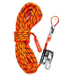LINQ 15m Safety Rope with Rope Grab