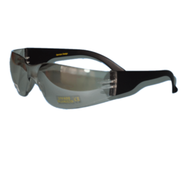 IC Safety - Clear Mirror Safety Glasses