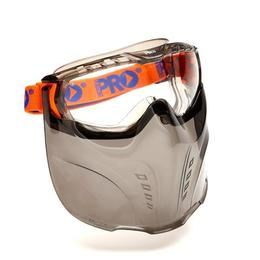 PROCHOICE Vadar Goggle Shield - Clear