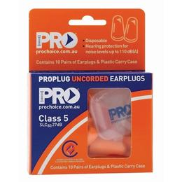 PRO-BULLET PU Uncorded Earplugs (EPOU-10)
