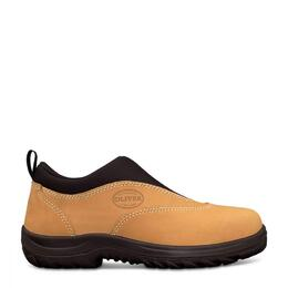 OLIVER 34-615 Wheat Slip On Sports Shoe