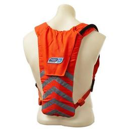THORZT Hydration Backpack HiVis Orange