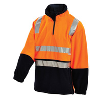 HiVis 2 Tone Reflective Polar Fleece Jumper (3501)