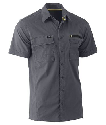 BISLEY BS1144 FLX & MOVE Stretch Utility Shirt