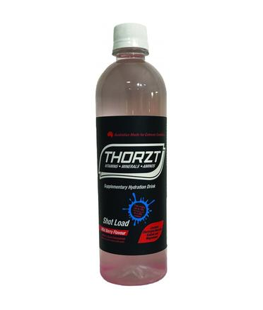 THORZT LC10 THORZT Liquid Concentrate 600ml Wild Berry