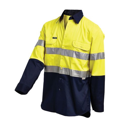 WORKIT 2002 Long Sleeve Reflective Shirt (2002-YN)